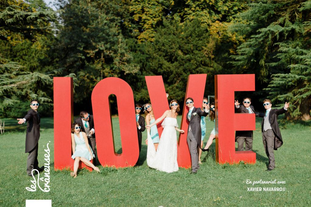 Chateau de Changy - Mariage - Les crâneuses - Wedding planner - Love