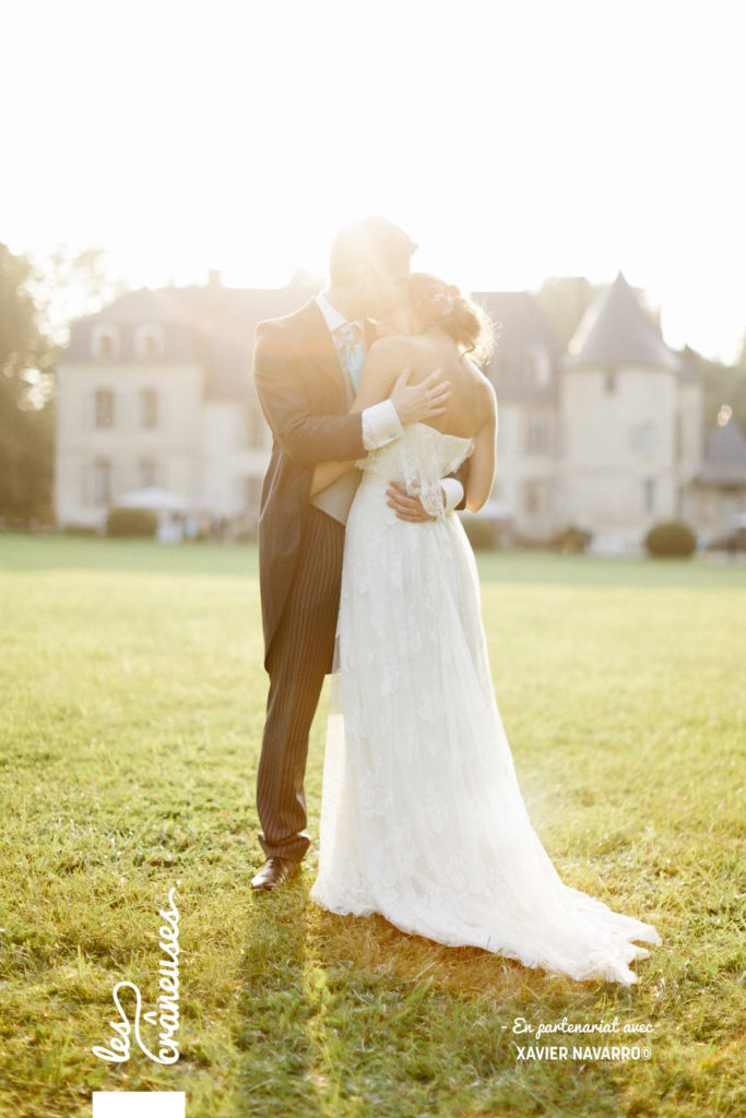 Chateau de Changy - Mariage - Les crâneuses - Wedding planner