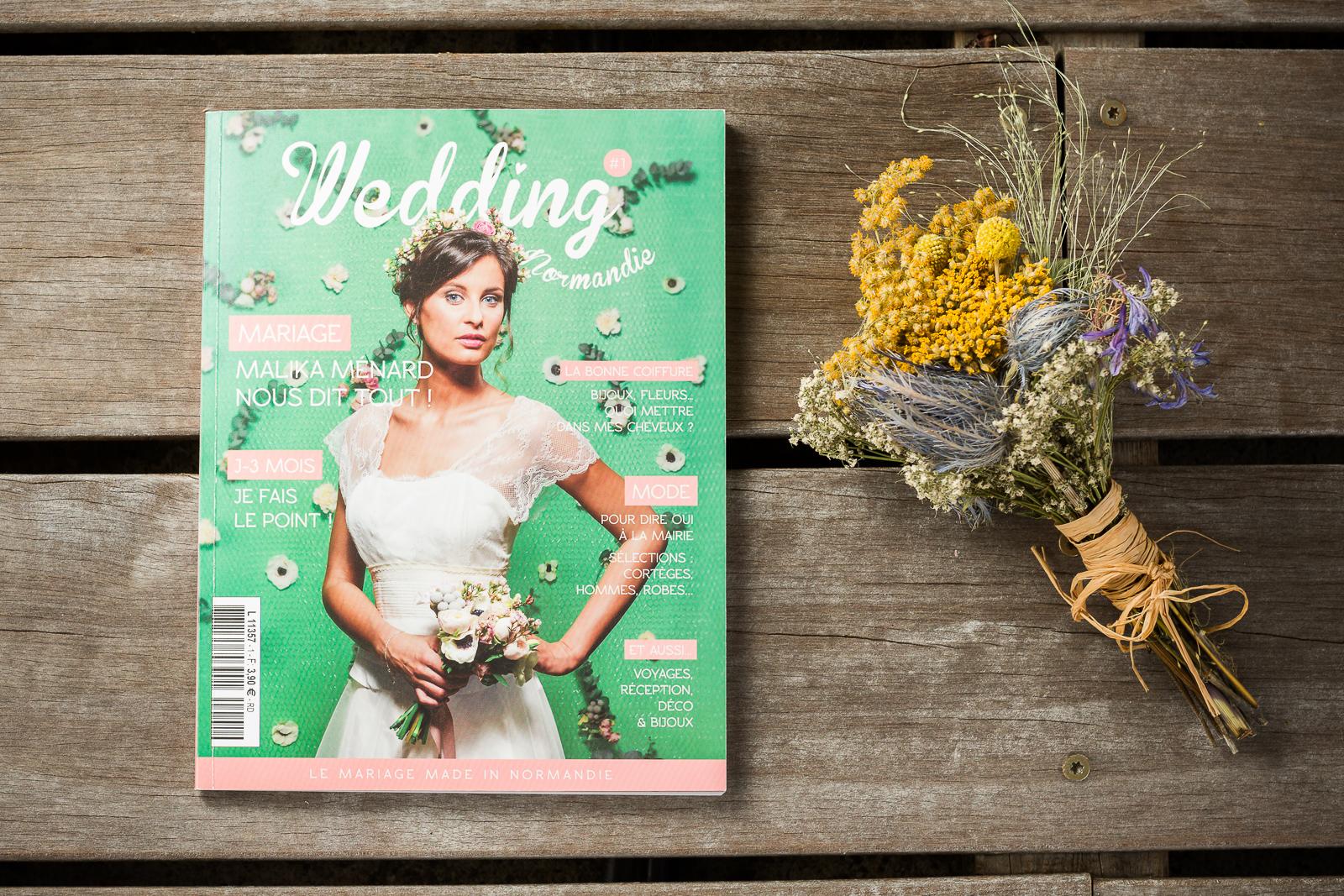 Wedding normandie - Presse - Les crâneuses