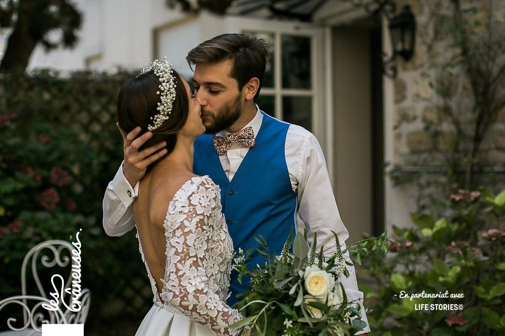 Les crâneuses - mariage - Paris - Wedding planner - Organisation