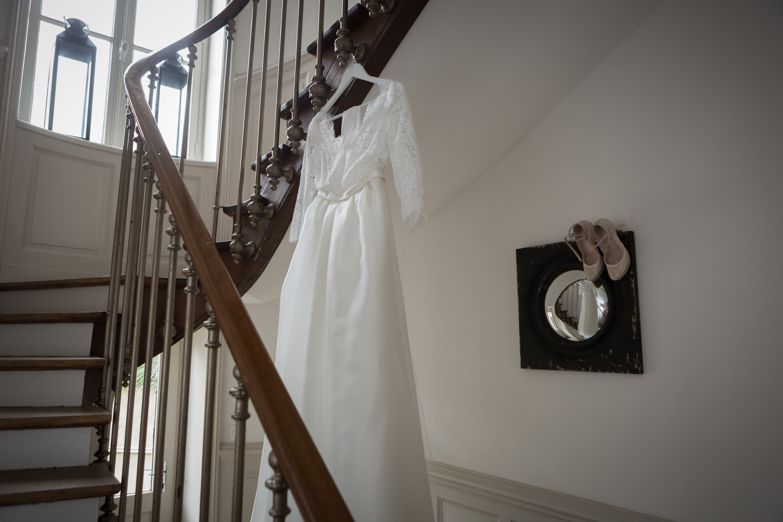 Mariage jaune et blanc - Mariage chic - Mariage Angers - Mariage Château - Les crâneuses - Wedding planner - Wedding designer