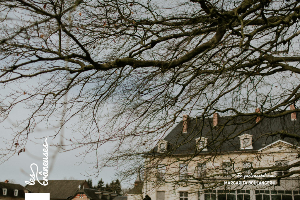 Chateau Couturelle -- organisation mariage - Les crâneuses