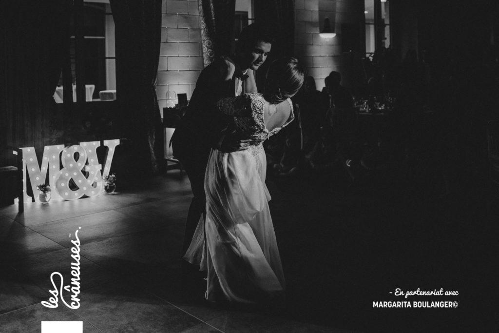 Danse mariés - Ouverture bal - Château Couturelle