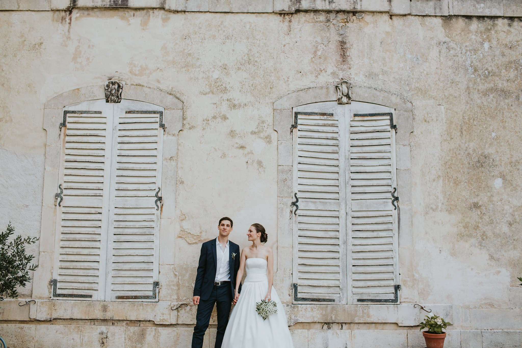 Mariage Italien, château Autigny La Tour - Nancy - Les Crâneuses - jour J