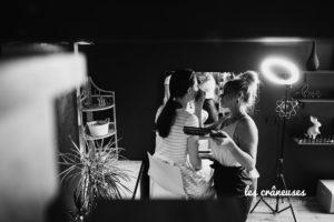 Préparatifs mariage - Maquillage mariée - Les crâneuses