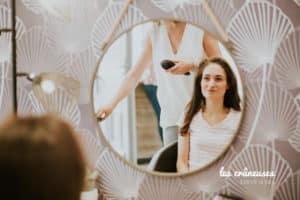 Préparatifs mariage - Coiffure mariée - Les crâneuses