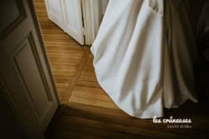 Mariage Italien, château Autigny La Tour - Nancy - Les Crâneuses - robe blanche