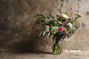Bouquet mariée - Les crâneuses