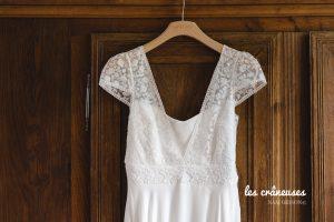 Robe mariée - Préparatifs