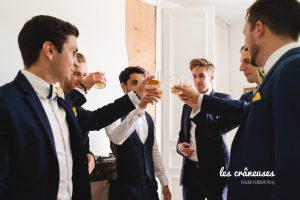 Futur marié - Préparatifs - témoins