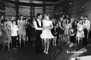 Première danse - Ouverture de bal - Mariage - Wedding planner - les crâneuses