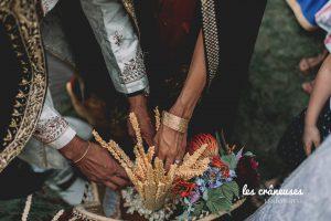 Mariage franco sri lankais - Les crâneuses - Organisation - Wedding planner