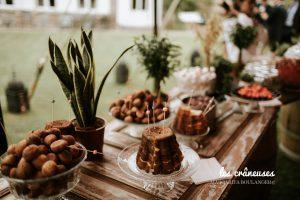 Buffet mariage - Gâteau battu - Bar mariage - Décoration