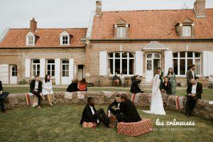 Décoration mariage - Bohème - Tsigane - Vin d'honneur - Cocktail - Ambiance - Les crâneuses - Wedding planner