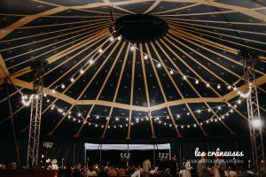 Chapiteau cirque - Mariage - Diner - Décoration - Wedding planner - Amiens