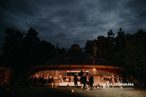 Chapiteau cirque - Mariage - Wedding planner - Amiens - Les crâneuses