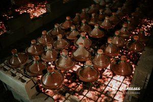 Mariage - Diner marocain - Tajine - Organisation mariage original - Les crâneuses