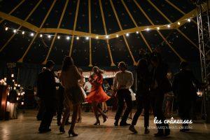 Chapiteau cirque - Danse - Mariage
