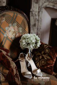 Bouquet mariée - Amiens - Les crâneuses