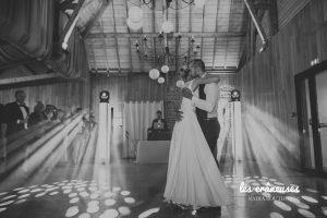 Domaine Traxène - Première danse - Love - Couple - Mariés - Dancefloor