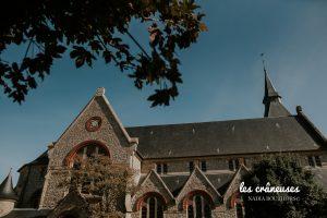 Mariage Le Touquet - Eglise - Les crâneuses