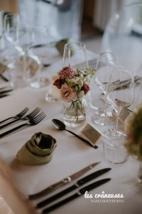 Décoration table - Mariage - Chic - Elégant
