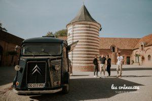 Food truck - Mariage - Nord - Domaine Traxène