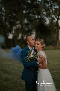 Mariage côte opale - Mariage Le Touquet - Domaine Traxene - C - Glamour - Coordination mariage - Les crâneuses - Wedding planner