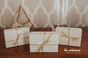 Mariage - Préparatifs - Cadeaux témoins