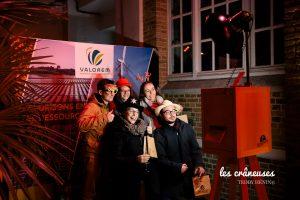 Soirée Inauguration - Les crâneuses - Animation - Photobooth - Boite photos - Photomaton