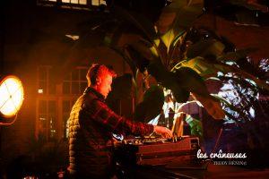Soirée Inauguration - Les crâneuses - DJ