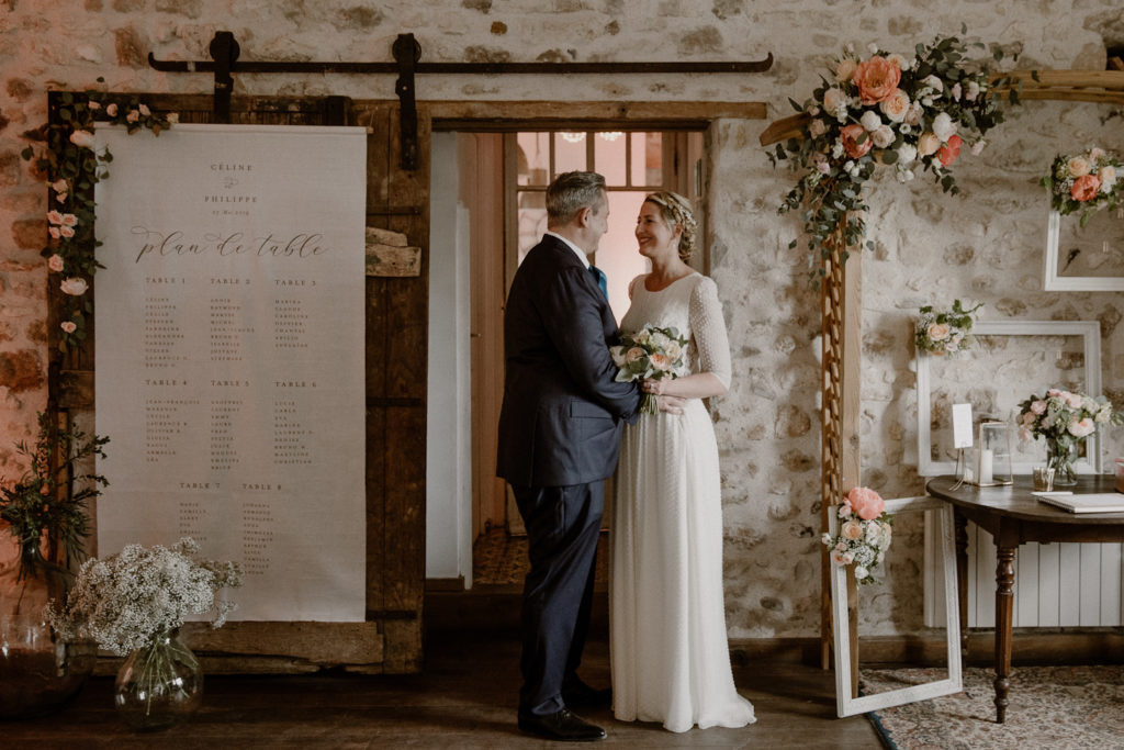 Décoration mariage - Les crâneuses - Wedding planner - Paris - Lille - Amiens