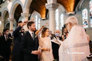 Mariage Le Touquet - Haec Otia - Organisation mariage Cote d'Opale- Cérémonie orthodoxe - Eglise Le Touquet - Les crâneuses
