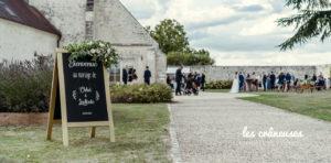 Mariage Grange de Montmartre - Organisation mariage - Wedding planner - Les crâneuses