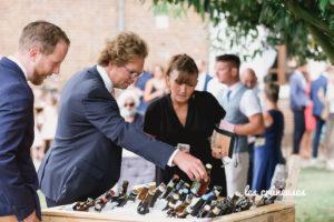 Mariage Voutes du Plessier - Organisation mariage Amiens - Bar à bière - Mariage champêtre - Les crâneuses